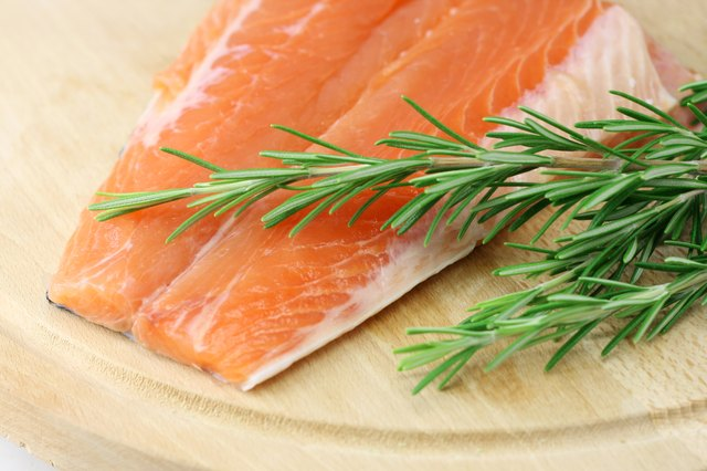 Try to include more omega-3s in your diet.