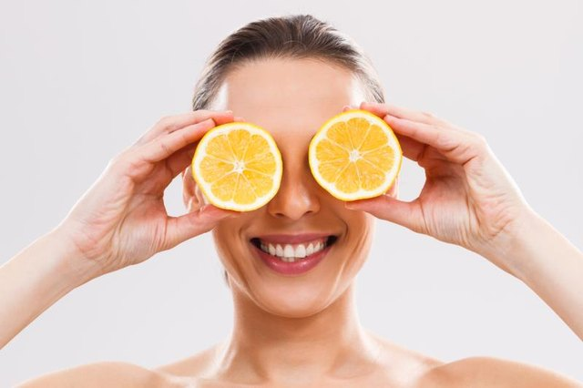 Vitamin C helps protect your skin from unseen environmental toxins.