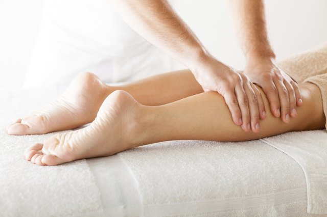 Massage increases blood flow to muscles, helping to improve circulation and speed healing.