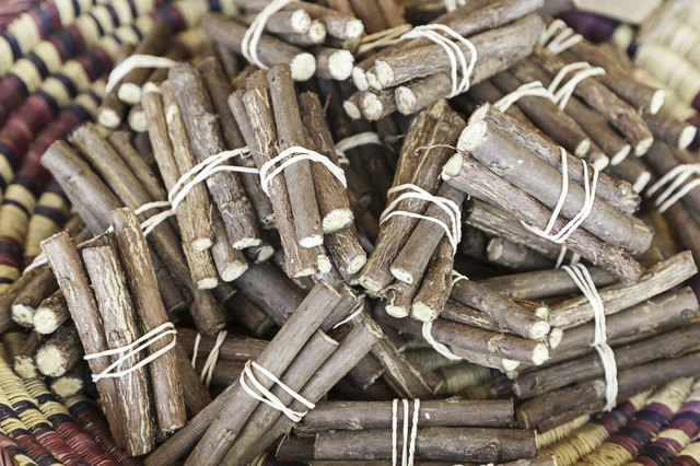 Consider supplementing with licorice root.