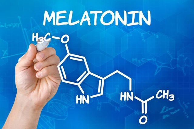 Melatonin is a common supplement used for sleep.