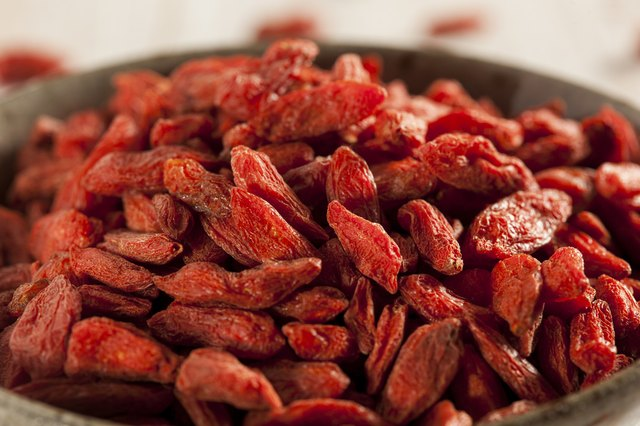 Goji is an effective supplement for triathletes.