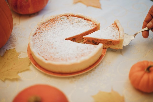 Omit the sugar from your pumpkin pie and stay keto!