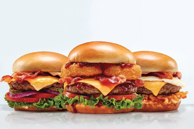 IHOb's Mega Monster burger is loaded with 35 grams of saturated fat. That's almost three times the American Heart Association's recommendation!