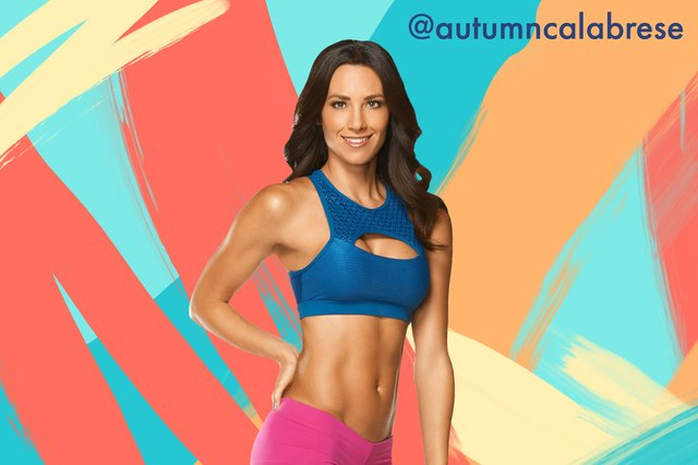 Creator of 21 Day Fix and Beachbody trainer and holistic nutrition expert Autumn Calabrese is on our panel on optimal eating for feeling and looking great.