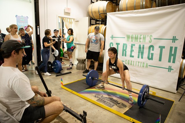 Women's Strength Coalition aims to reach all women, regardless of their background.