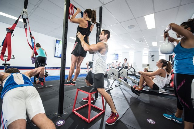 F45 is a functional fitness class, meaning you can take the skills and strength from class into your everyday life.