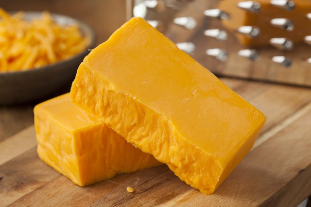 Cheddar is a cheese standard, but it's also good for you.