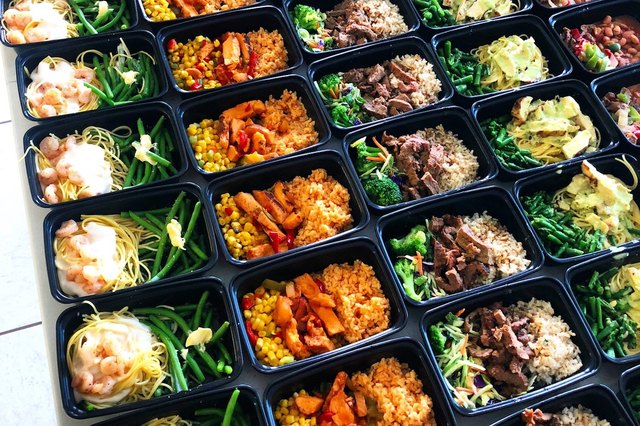 Some of the best meal-prepping ingredients to stock up on are beans, nuts, seeds and whole-grain pasta.