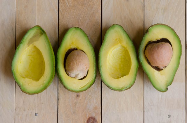 Avocado, which is packed with heart-healthy, satiating monounsaturated fat, is another go-to on the keto diet food list.