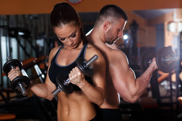 Women tend to have better muscle endurance than men.
