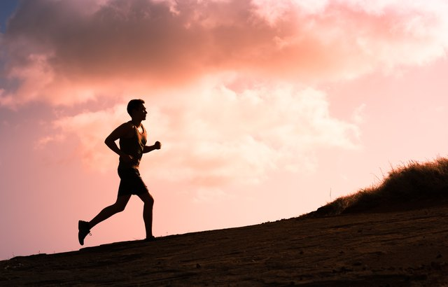 Long-distance cardio aids muscle loss.