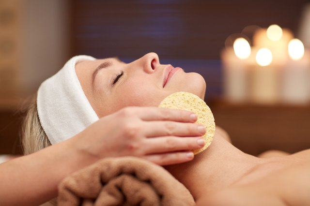 Let yourself be pampered at the spa.