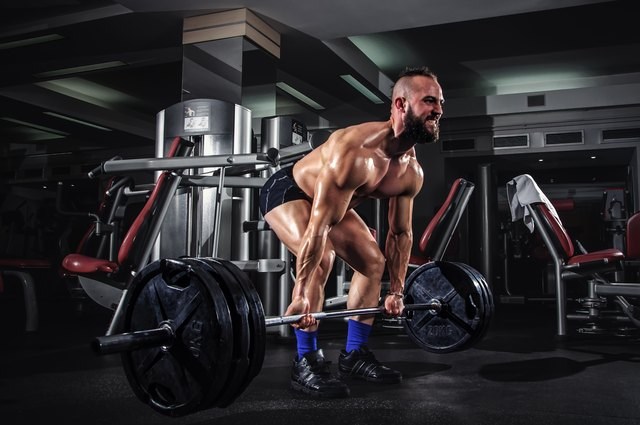 Deadlifting may look intense but it's safe for the knees.