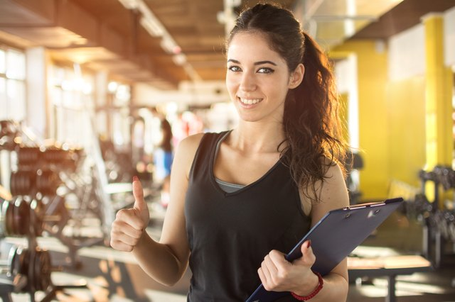 Keep an eye about what's going on at your gym as a fitness manager.