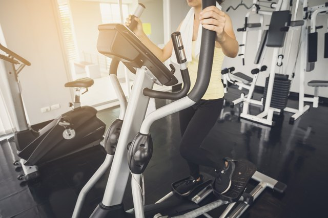 Even low-impact cardio helps you lose weight.