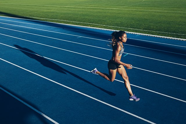Boost cardio fitness with intervals.
