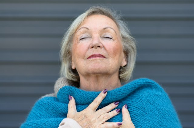 Simple breathing exercises improve lymphatic circulation.