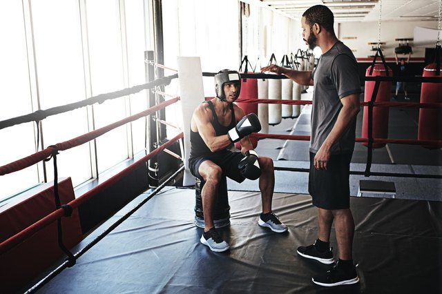 You may want to take at least one boxing class to make sure you're on the right track.