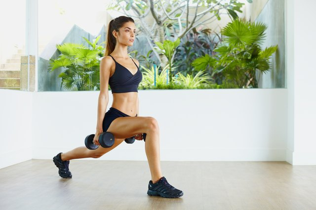 Cardio and strength-training are the two top techniques to firm your legs.