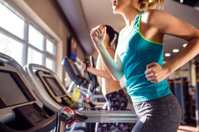 If you can't get motivated to do an interval workout, try a continuous aerobic workout.