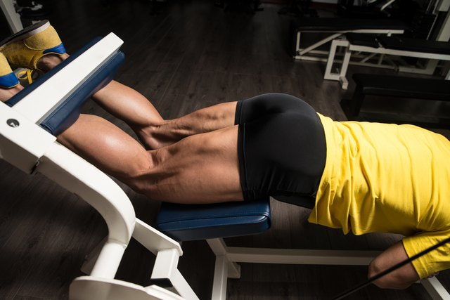 Help your hamstrings recover after a workout by rolling them out.