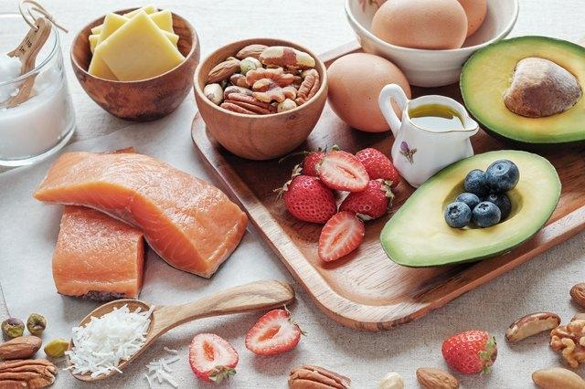Eine gesunde Ernährung ist unerlässlich.