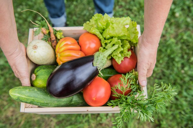 Filling your plate with a rainbow of colorful foods — cucumber, tomatoes, leafy greens, eggplant — is one of the ways to get yourself back to a healthy range.