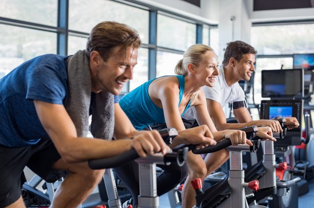 Try a spin class at your fitness center.