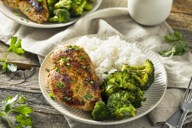 Yes, you can eat more than chicken and broccoli.