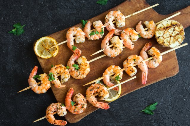 Depending on how you cook it, shrimp can be healthy for a diet.