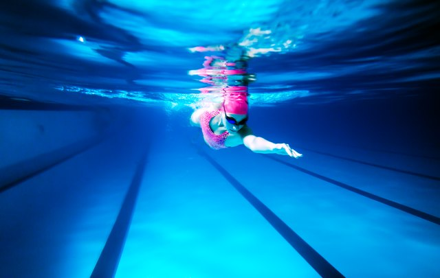 Working out in water lessens the effect of gravity on your joints.