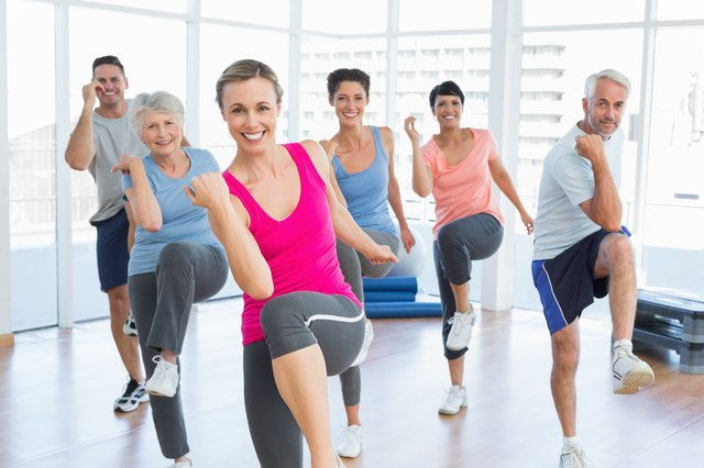 Zumba Gold allows the dance workout to be accessible to all ages.