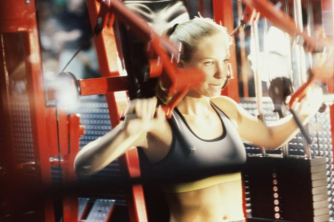 infomercial breast lifting machine