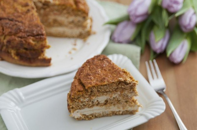 Critics Restaurant Carrot Cake