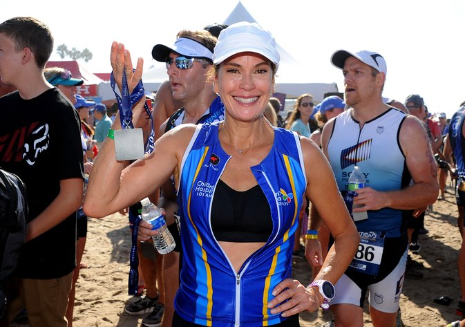 Teri Hatcher's Diet and Motivation Advice to Get Marathon Fit