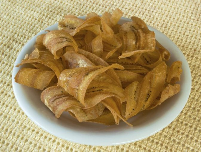 Food Dehydrator Recipes Bananas