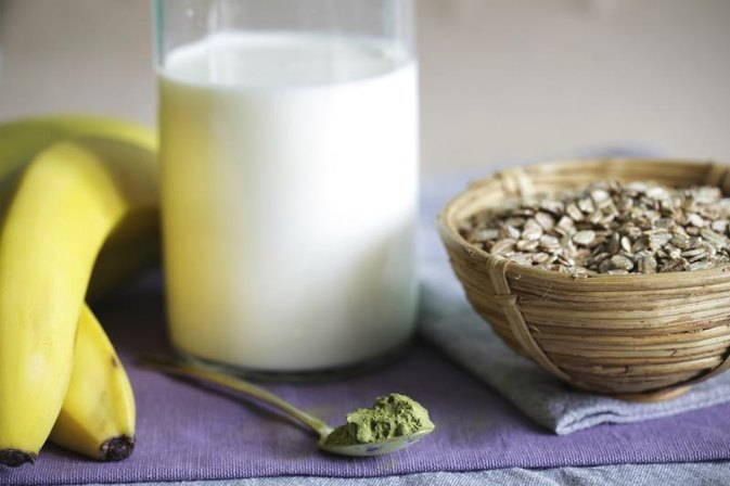 Grams Of Fat In Milk 68