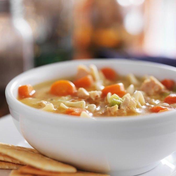 Soup Kitchen Slc Calories