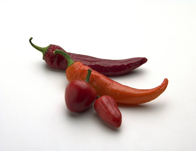 Allergic Reaction to Spicy Foods