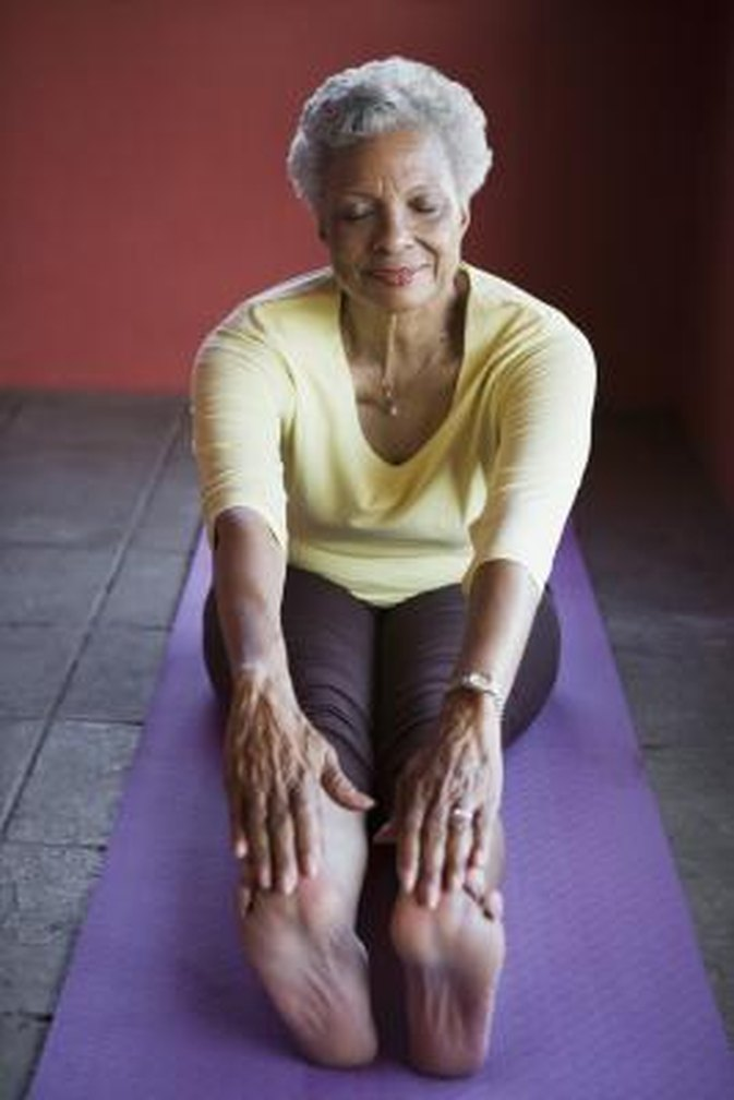 Simple Exercises for Elderly People | LIVESTRONG.COM