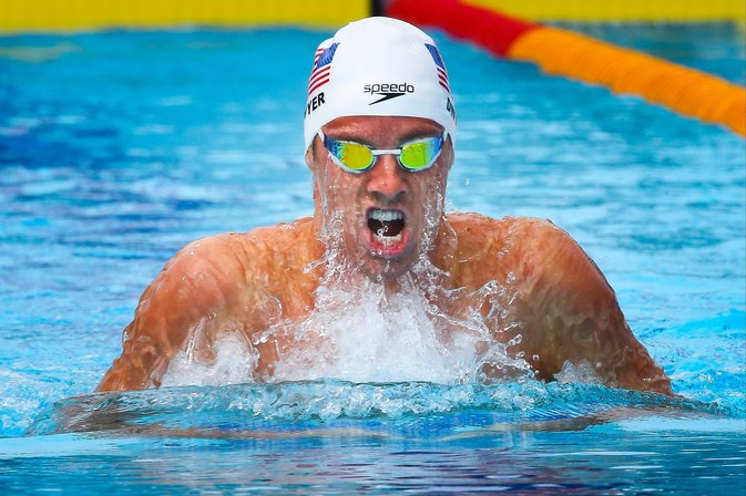 Olympic Swimmer Conor Dwyer's Toughest Workout