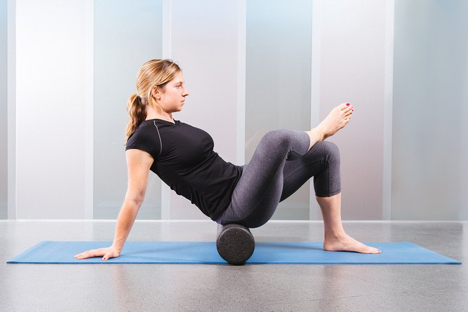 How to Use a Foam Roller to Make Cellulite Disappear