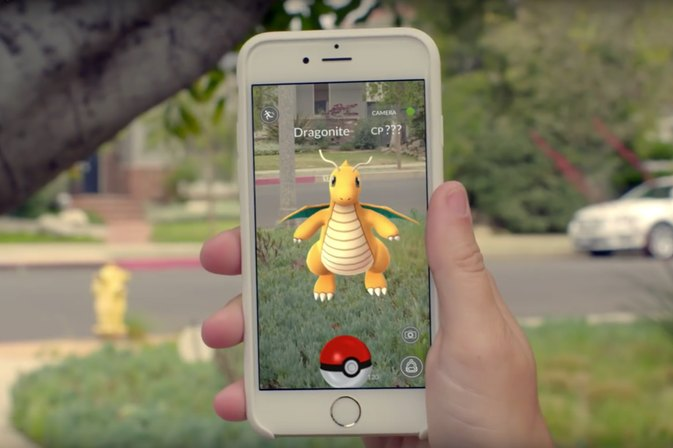 Pokémon GO Sparks Accidental Fitness Trend