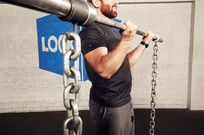 No Chains, No Gains: 6 Exercises to Transform Your Strength Training
