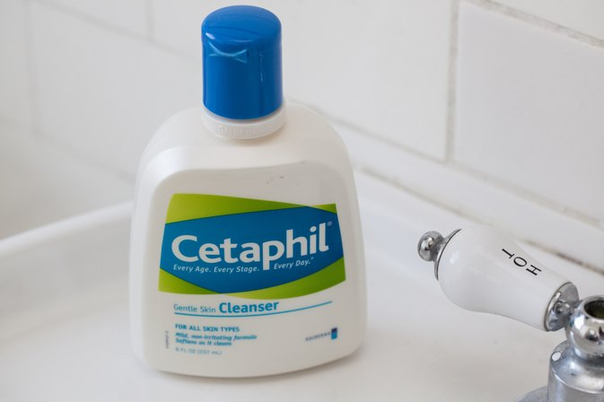 Cetaphil Gentle Skin Cleanser Directions