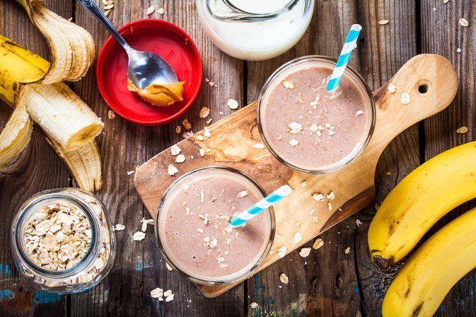 The Last Protein Smoothie Recipe You'll Ever Need