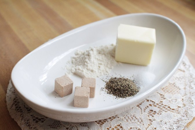 How to Make Gravy Out of Bouillon Cubes