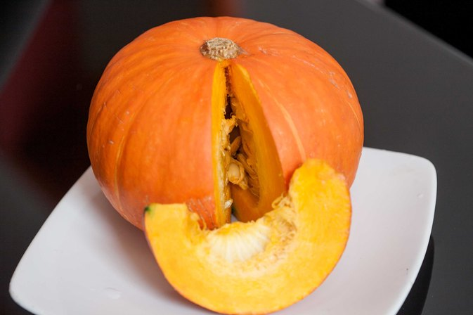 How to Make a Pumpkin Peel
