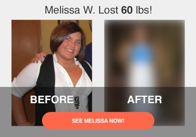 How Melissa W. Lost 60 Pounds With This App